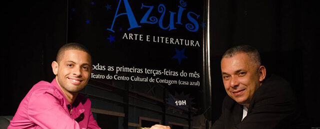 """Projeto Noites Azuis lança livro """"Rascunhos"""""""