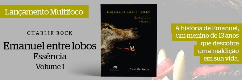 Charlie Rock, autor Multifoco na Bienal 2016